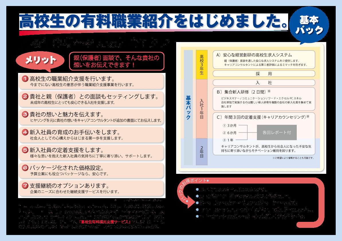有料職業紹介パンフ2